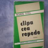 SORIN TITEL -CLIPA CEA REPEDE - ROMAN C9 430