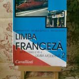 Manual scolar, Alte materii - Mariana Popa - Limba franceza pentru clasa a VIII a Limba moderna 2