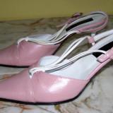 Pantofi dama marca Patrizia piele marimea 36 locatie raft ( 3 / 2 ), Marime: 36, Rose