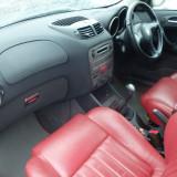 Alfa Romeo 147 Interior RECARO Piele Rosie complet, 147 (937) - [2001 - 2013]