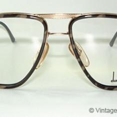 OCHELARI DUNHILL VINTAGE - Rama ochelari Ray Ban, Barbati, Maro, Ovale, Titan, Rama intreaga