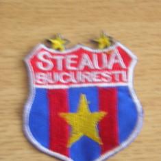 Fanion fotbal - BDEC - ECUSON - TEMATICA - STEAUA BUCURESTI