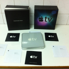 Apple TV Model A1218 - TV-Tuner PC, Extern (necesita PC)