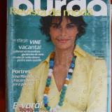 REVISTA MODA CU TIPARE, BURDA, NR. 6 / 2006