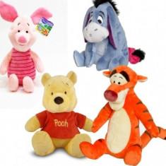 Set 4 plusuri Winnie the Pooh si Prietenii