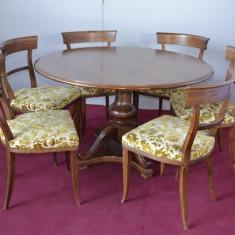 Mobilier - Masa+ 6 scaune