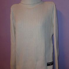 Pulover, helanca Polo by Ralph Lauren - Pulover dama Ralph Lauren, Marime: M, Helanca pe gat, Alb