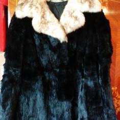 Haine dama - Haina din blana naturala de nurca marimea 40, este noua! Oferta!
