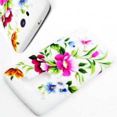 Husa silicon pentru LG Optimus G3 + folie protectie cadou, LG G3, Carcasa