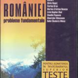 Teste admitere facultate - GEOGRAFIA ROMANIEI_TESTE GRILA_ADMITERE LA FACULTATE - Silviu Negut si Florina Bran