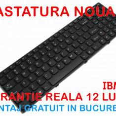 Tastatura laptop Lenovo G580 G585 N580 N585 N586 Z580 Z580AM Z580AF Z585 9Z.N5SSQ.T01 B5TSQ NOUA - GARANTIE 12 LUNI! MONTAJ GRATUIT IN BUCURESTI!