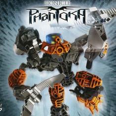 LEGO 8687 Toa Pohatu - LEGO Bionicle