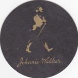 Cartonas de colectie - Suport de pahar / Biscuite JOHNNIE WALKER