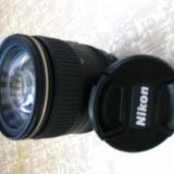 Obiectiv DSLR Nikon, All around, Autofocus, Nikon FX/DX, Stabilizare de imagine - Obiectiv Nikon AF-S NIKKOR 24-120 mm 1:4 G ED