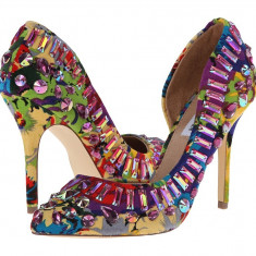 Pantofi cu toc femei 542 Steve Madden Galactik | 100% originali | Livrare cca 10 zile lucratoare | Aducem pe comanda orice produs din SUA - Pantof dama