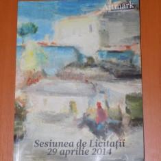 SESIUNEA DE LICITATII 29 APRILIE 2014 ARTMARK - Carte Istoria artei