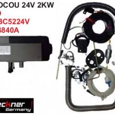 Incalzitor stationar auto - Heater, Universal - Kit Sirocou Breckner 24V 2 KW