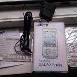 Samsung galaxy Chat 5330 - Telefon Samsung, Alb, 1GB, Neblocat, Dual core, 2 GB