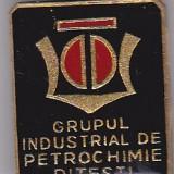 Insigna Grupul Industrial de Petrochimie Pitesti