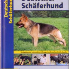 CIOBANESCU GERMAN - manualul crescatorului - 159 pg, full color, cartonat - Caine, Ciobanesc German, Mascul