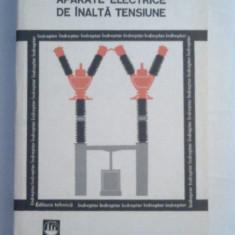Carti Energetica - BERGU HERSCOVICI \ MARIN PREDA \ DORU IONESCU - APARATE ELECTRICE DE INALTA TENSIUNE indreptar