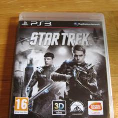 Jocuri PS3 Namco Bandai Games, Actiune, 16+, Multiplayer - JOC PS3 STAR TREK ORIGINAL / 3D compatible / STOC REAL in Bucuresti / by DARK WADDER