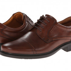 Pantofi barbati ECCO Dublin Cap Toe Tie | 100% originali | Livrare cca 10 zile lucratoare | Aducem pe comanda orice produs din SUA