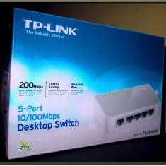 Switch Tp-link 200 Mbps, 5 - Port