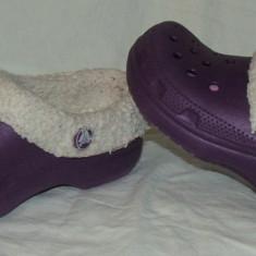 Papuci copii CROCS, Marime: 27.5