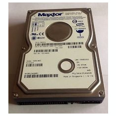 Hard disk MAXTOR DiamondMax Plus 9 HDD 80GB ATA/ 133 HDD (E-H011-02-3880) IDE, 40-99 GB, Rotatii: 7200, 2 MB