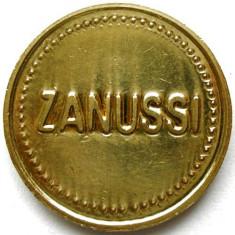 JETON - TOKEN, UNIFATA - ZANUSSI, 21mm. - Jetoane numismatica, An: 1970