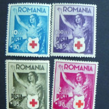 Timbre Romania - LP 145, Crucea rosie