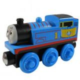 Wooden trenulet jucarie Thomas - ROYAL THOMAS locomotiva din lemn cu magnet - 100% original - NOU
