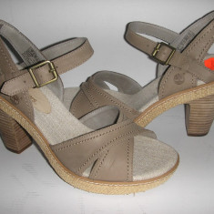 LICHIDARE STOC ! Superbe sandale dama Timberland ORIGINALE noi Sz 37,5/38 PIELE!