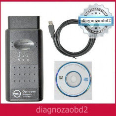 Interfata diagnoza Opel tester Op.Com 2010 RO si 2012 EN Insignia Astra J OBD2 - Interfata diagnoza auto
