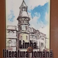 LIMBA SI LITERATURA ROMANA PENTRU CLASA A XI-A - Fl. Ionita, Gh. Lazarescu - Carte Teste Nationale