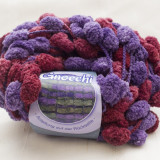 Fire tricotat / crosetat GNOCCHI mov