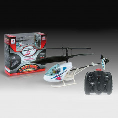PROMOTIE! ELICOPTER RADIOCOMANDAT CU INFRAROSU CARE ZBOARA DE-ADEVARATELEA CA UNUL REAL! - Elicopter de jucarie, Plastic, Unisex