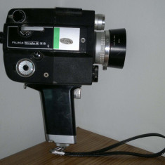 Camera video Fujifilm Fujica Single-8 Z2 - pentru colectionari, foarte rar - fabricat in 1966 - Camera Video Sony