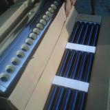 Vand sistem solar complet cu boiler 150 L pentru incalzit apa. Contine controller, senzori nivel si temperatura, rezistenta electrica. - Panouri solare