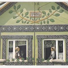 Carti Postale Romania dupa 1918 - Bnk cp Jud Bistrita-Nasaud - Sieu-Sfintu - Casa taraneasca - necirculata