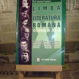 Constanta Barboi - Limba si literatura romana clasa a XI a