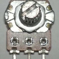 Potentiometru rotativ simplu 1 K - Compatibil Arduino / PIC / AVR