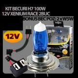 KIT BECURI H7 90/100W XENIUM RACE 2BUC, Universal