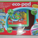 Tableta electronicaeducativa -Touchpad electronic Eco-Pad Nicoro - Jocuri Stiinte, Unisex