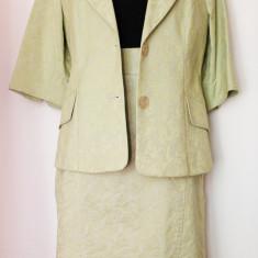 Costum dama, Costum cu fusta - Costum elegant fusta si taior, LEONARD Collection