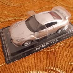 NISSAN GT-R 2008, SIGILATA, MASINI DE LEGENDA . - Macheta auto