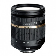 Tamron SP 17-50mm f/2.8 XR Di II VC LD Aspherical IF - Canon - Obiectiv DSLR Tamron, All around, Autofocus, Canon - EF/EF-S, Stabilizare de imagine