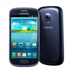 Telefon mobil Samsung Galaxy S3 Mini - I8200 Galaxy S3 Mini 8GB Blue Value Edition