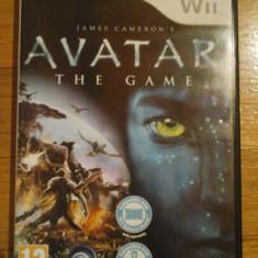 Jocuri WII Ubisoft, Actiune, 12+, Multiplayer - JOC WII JAMES CAMERON's AVATAR THE GAME ORIGINAL PAL/ by DARK WADDER
